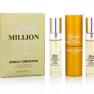 Духи 3 по 20 мл Paco Rabanne Lady Million
