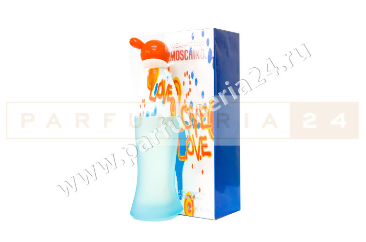 Moschino - I Love Love for EDT Women 100ml