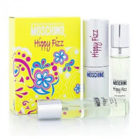 Духи 3 по 20 мл Moschino Cheap & Chic Hippy Fizz