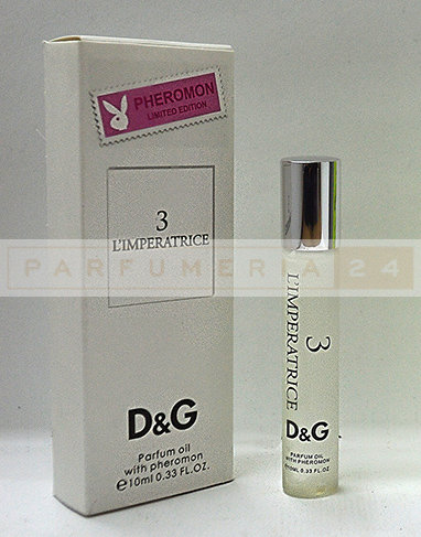 Масляные духи Dolce & Gabbana 3 L'imperatruce, 10 ml