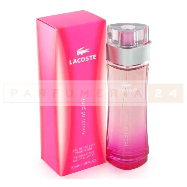 Lacoste - Touch Of Pink 90 ML