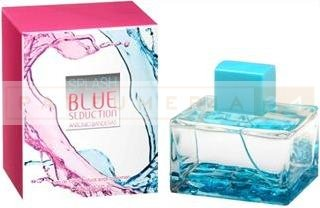 ANTONIO BANDERAS SPLASH BLUE SEDUCTION Eau De Toilette