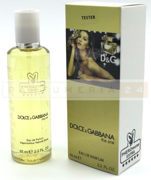 Мини-парфюм 65 ml с феромонами Dolce & Gabbana The One for women