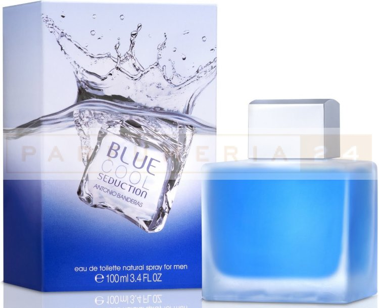 Antonio Banderas -Blue COOL Seduction For Men -100ml
