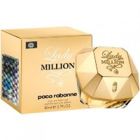 EU Paco Rabanne Lady Million, 80ml