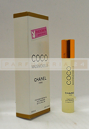 Масляные духи Chanel Coco Mademoiselle, 10 ml