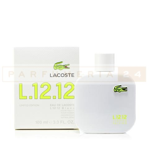Lacoste L.12.12 Blanc Limited Edition 100 мл