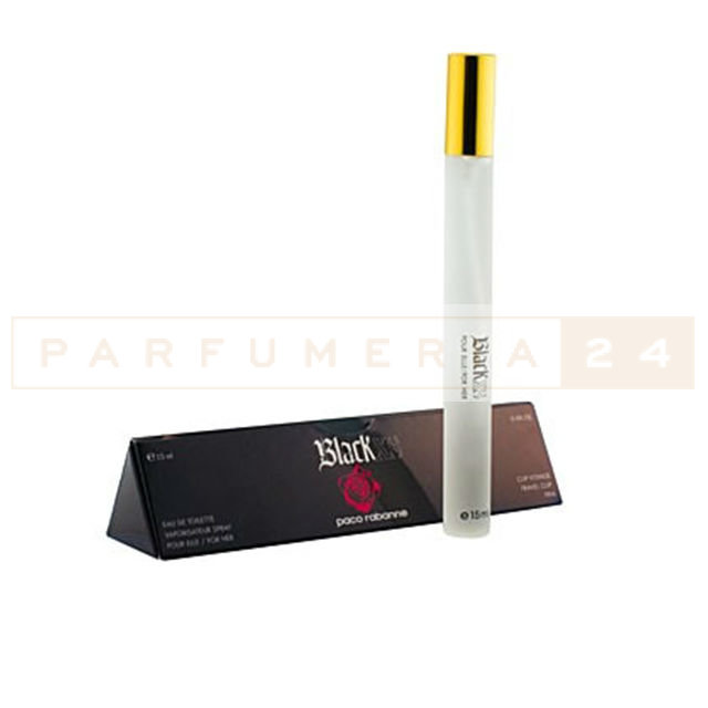 Ручка  15 ml Paco Rabanne Black XS women