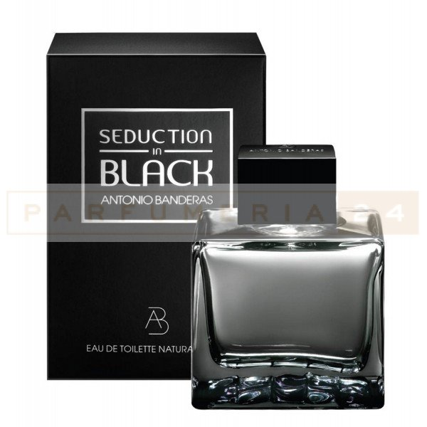 Antonio Banderas Black , 100ml