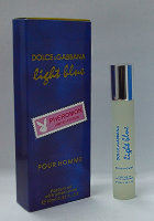 Масляные духи Dolce & Gabbana Light Blue Pour Homme, 10 ml