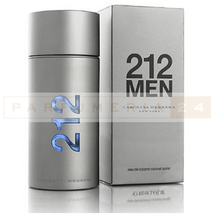 C.H Carolina Herrera- 212 MEN (магнит) 100ML