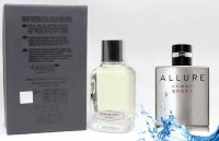 NROTICuERSe Alr Sport (Chanel Allure Homme Sport), 100 ml