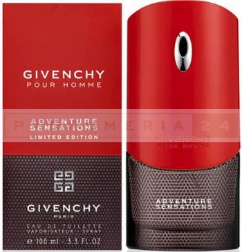 Туалетная вода Givenchy- Adventure Sensations, 100ml