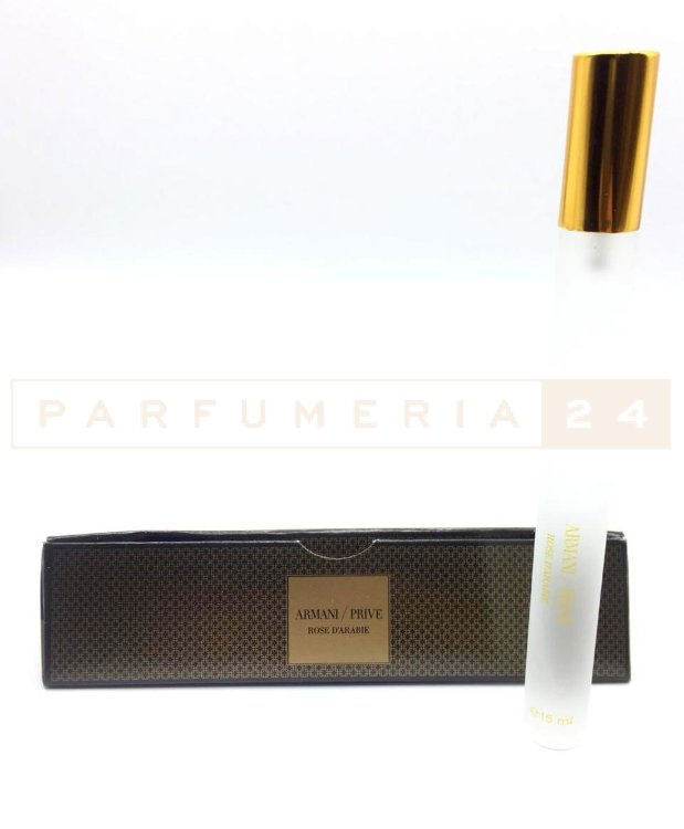 Ручка 15ml  Armani Prive Rose D'Arabie
