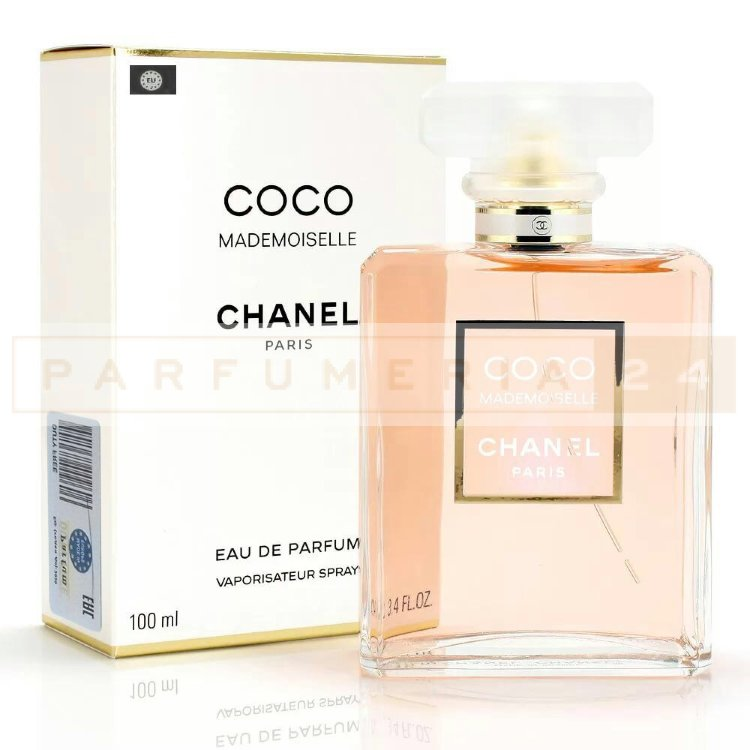 Chanel Coco Mademoiselle 100 ml.(Op)
